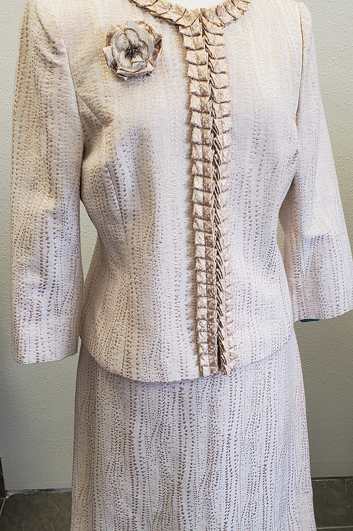 Tahari LUXE Suit, Size 10    SOLD