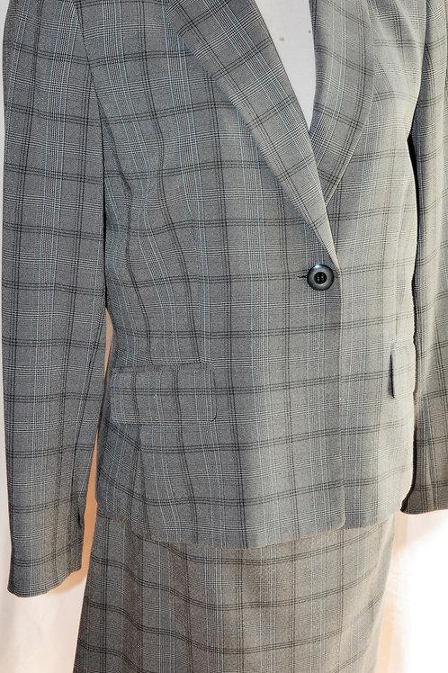 Evan Picone Suit, Size 12   SOLD