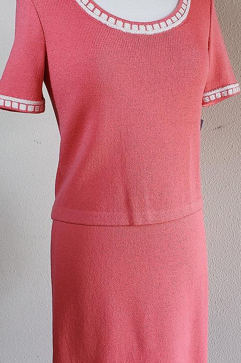 St. John Suit, Jacket Size P, Skirt Size 2