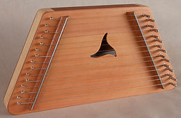 Two Octave Zither Lap Harp