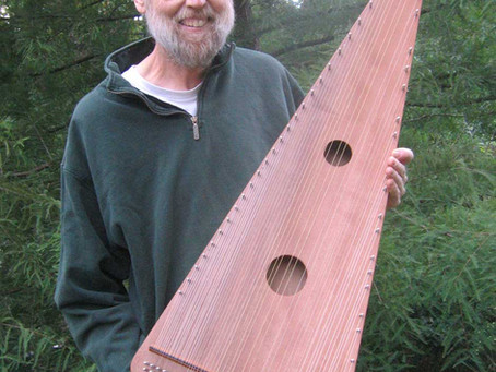 Four Octave Bowed Psaltery