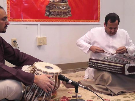The Indian Santoor
