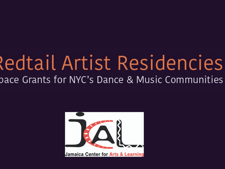 ANNOUNCING THE WINNERS OF THE FIRST   CHOREOGRAPHER + COMPOSER RESIDENCIES