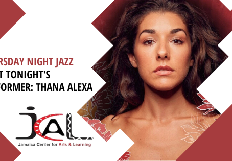 Thursday Night Jazz Presents: Thana Alexa