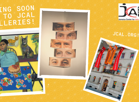 Two socially distanced Visual Arts events coming to JCAL!