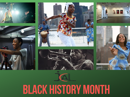 Here's all the programs and details for our Black History Month Fundraiser