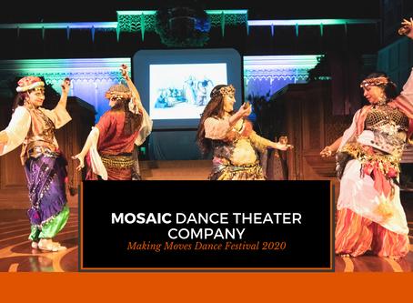 Meet Samara Adell and the Mosaic Dance Theater Company