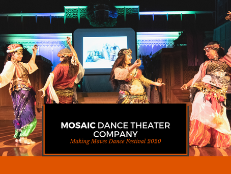 Meet Samara Adell and the Mosaic Dance Theater Company