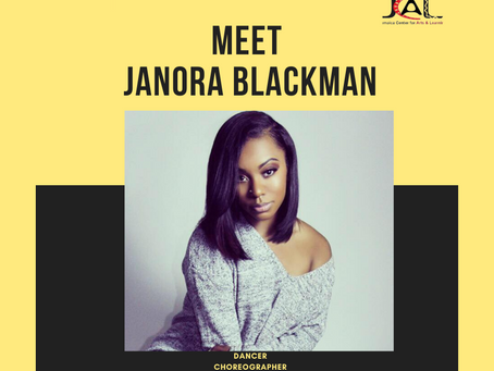 Interview with JCAL's Janora Blackman