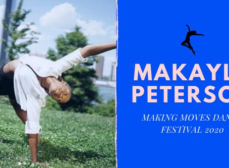 Meet MMDF 2020 Performer Makayla Peterson