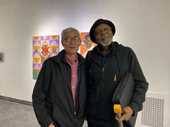 Two Fellow Artist in Residence Show