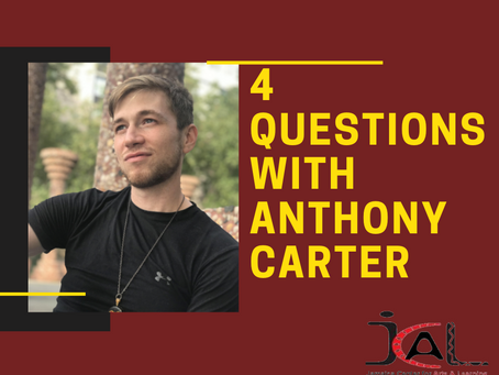 Meet JCAL'S Anthony Carter