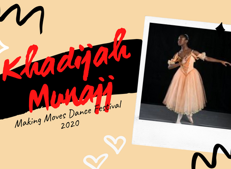 Meet MMDF Performer KhadijahMunajj