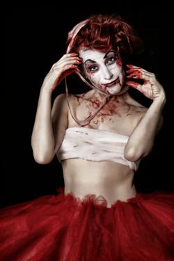 The Joker's Sister--Insanity Runs in the Family