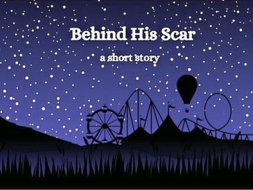 Behind His Scar