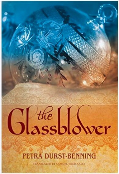 The Glassblower by Petra Durst-Benning. ⭐️⭐️⭐️⭐️⭐️