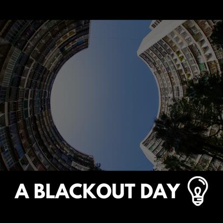 A Blackout Day