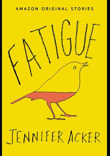 Fatigue by Jennifer Acker ⭐️⭐️⭐️⭐️⭐️
