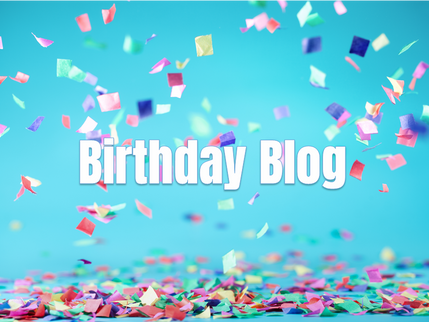 Brandy's Birthday Blog