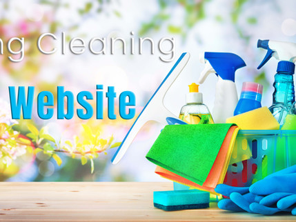 Spring is Here and Websites are Blooming!