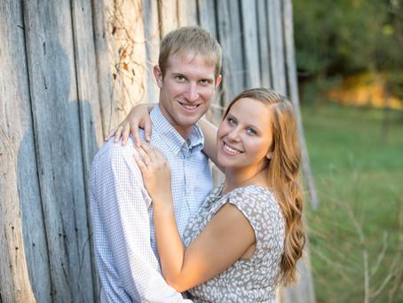 Natalie and Brandon- Engagement