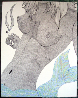 Smoking Siren