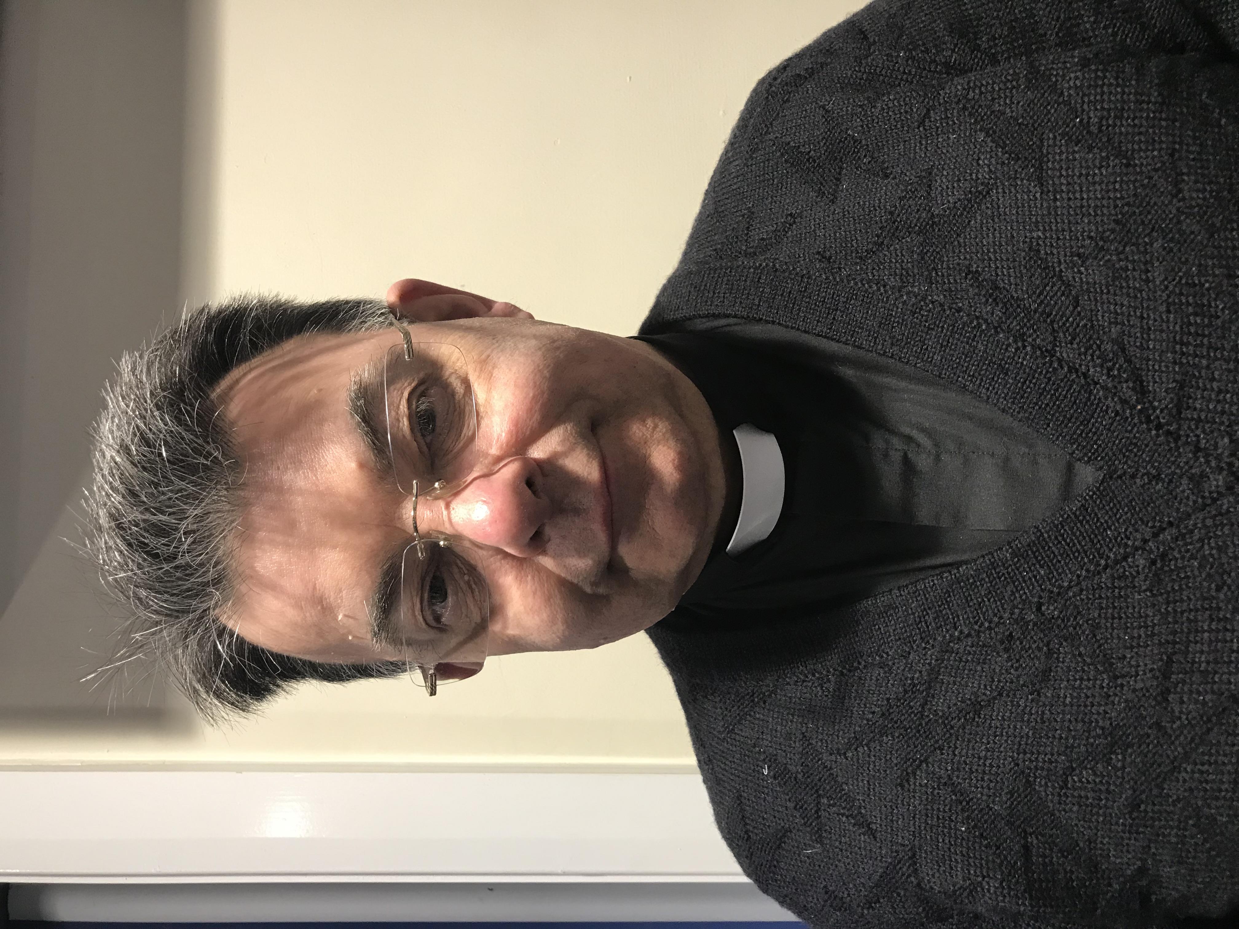 Fr Frank Thorpe