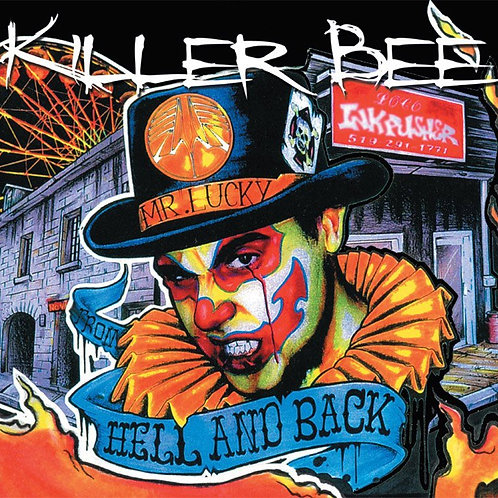 FROM HELL AND BACK - CD