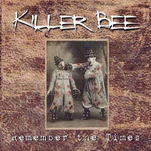 REMEMBER THE TIMES - CD
