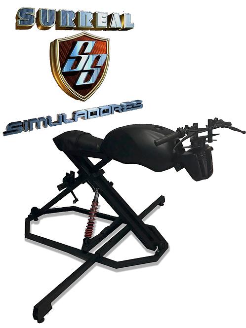 Cockpit Surreal Moto Básico