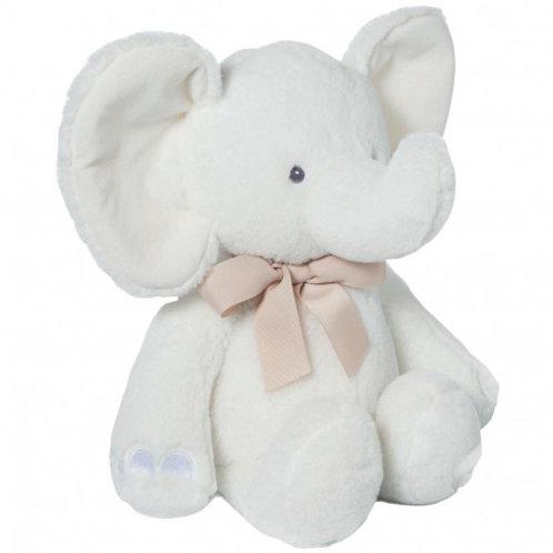 Artesavi White Baby Elephant   26cm