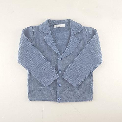 Martin Aranda Knit Suit Cardigan