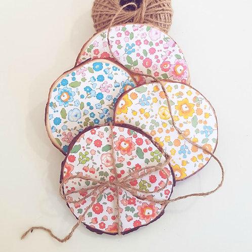 DIY Decoupage Coasters Kit