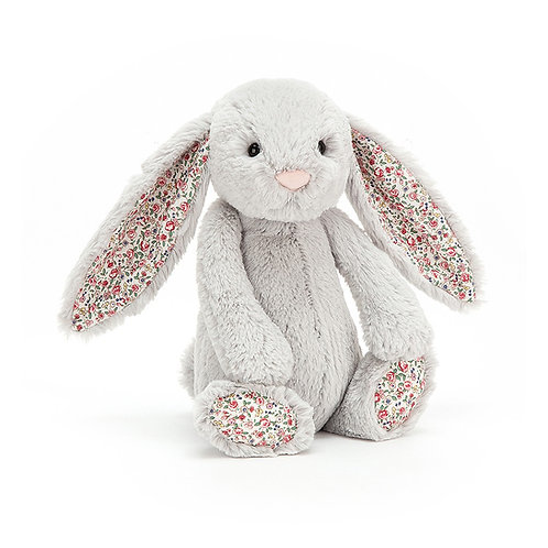 Jellycat Blossom Silver Bunny | Medium