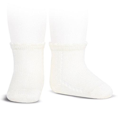Condor 2569/4 Plain Ankle Sock