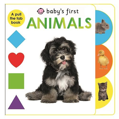 Baby's First Animals Board Book