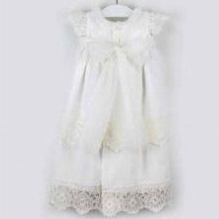 Martin Aranda Hailspot Christening Dress | 12m