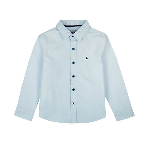 Boboli Pale Blue Shirt Front