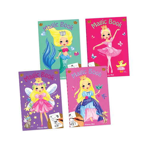 Princess Mimi Mini Magic Book