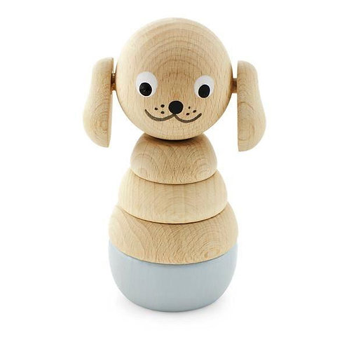 Wooden Stacking Puzzle | Bella Dog