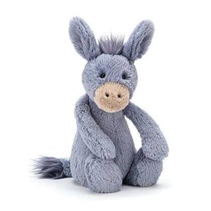 Jellycat Bashful Donkey | Medium