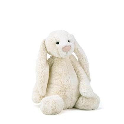 Jellycat Bashful Cream Bunny | Large