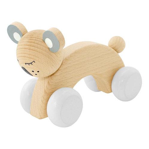 Wooden Push Along Toy | Edith Koala