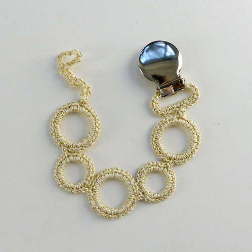 Crochet Rings Dummy Chain