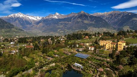 Merano e Bolzano