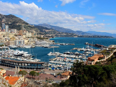 Provenza, Costa Azzurra e Principato di Monaco 4 giorni