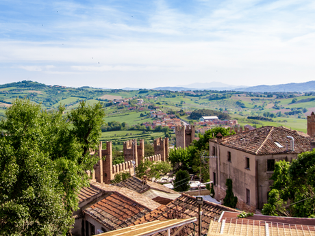 Marche ed Emilia-Romagna