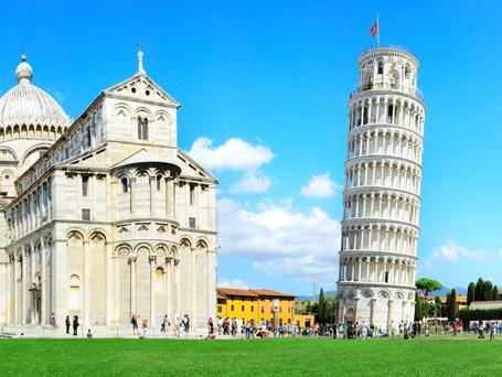 Firenze e Piazza Signoria, Pisa e Piazza dei Miracoli 2 giorni