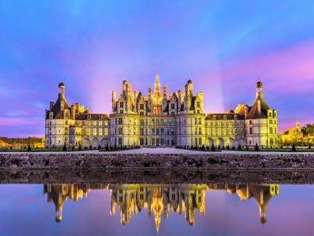 Castelli della Loira e la Borgogna 5 giorni