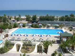 Pellegrino Palace Hotel, Vieste, Gargano, Puglia, bambino gratis